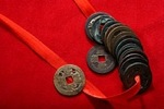 Chinese copper coins